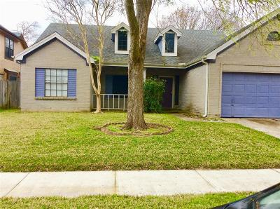 Pearland Single Family Home For Sale: 1030 Wentworth Drive