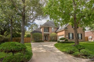 Kingwood Single Family Home For Sale: 2403 Stately Oak Street
