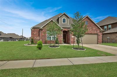 Rosenberg Single Family Home For Sale: 2934 Canoe Birch Court
