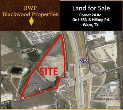 Waco Farm & Ranch For Sale: N Ih 35