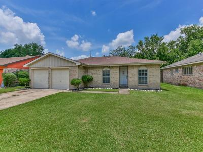 Houston Single Family Home For Sale: 14514 Almeece Street