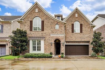 Houston Single Family Home For Sale: 1534 Moritz Park