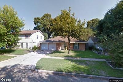 Houston Single Family Home For Sale: 5518 Viking Drive E