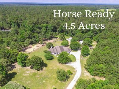 Montgomery Single Family Home For Sale: 8712 Grand Lake Estates Drive