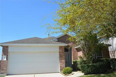 Dickinson Single Family Home For Sale: 6844 Ridgewood Lane