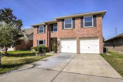 Houston Single Family Home For Sale: 5822 Wickover Lane