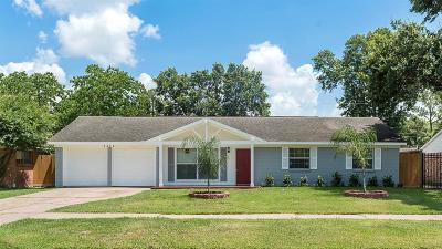 Houston Single Family Home For Sale: 5454 Loch Lomond Drive