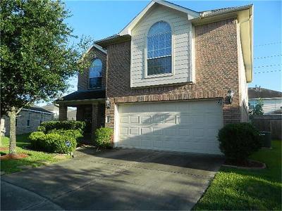 Houston Single Family Home For Sale: 9842 Lynette Falls Drive