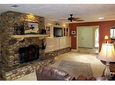 Montgomery Single Family Home For Sale: 3219 Chippers Crossing