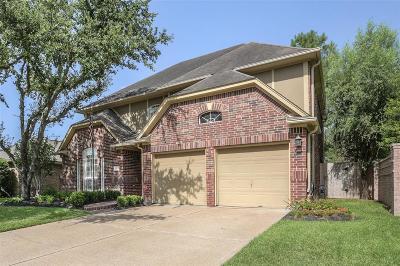 Houston Single Family Home For Sale: 1702 Wellington Way