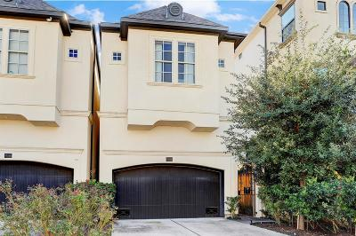 Houston Single Family Home For Sale: 5731 Kiam Street #B