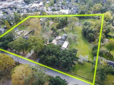 Houston Single Family Home For Sale: 323,401, 405 Hohldale Street