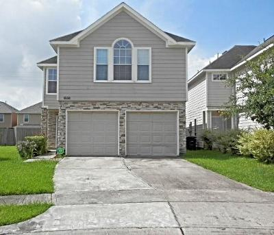 Houston Single Family Home For Sale: 12607 Crystal Rock Court