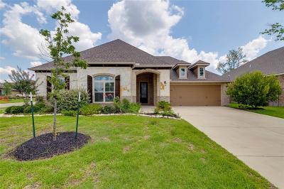 Bryan Single Family Home For Sale: 3449 Lockett Hall Circle