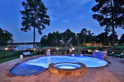 Single Family Home For Sale: 11388 Lake Oak Drive