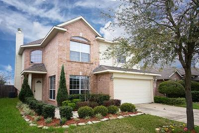 Pearland Single Family Home For Sale: 2010 Roaring Springs Drive