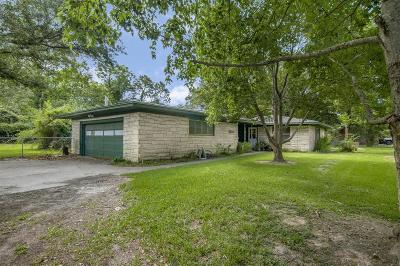 La Marque Single Family Home For Sale: 2221 Clark Drive