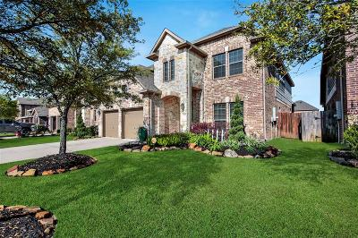 Brookshire Single Family Home For Sale: 9968 Norhill Heights Lane