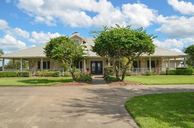 Bellville Farm & Ranch For Sale: 0000 Waak Road