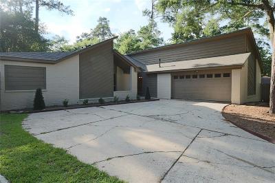 Spring Single Family Home For Sale: 23015 Elephant Walk Street