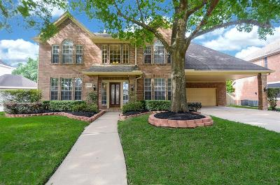 Katy Single Family Home For Sale: 20419 Ivory Creek Lane