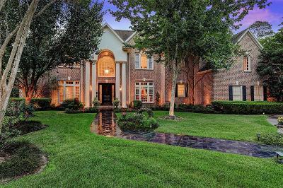 Bunker Hill Village Single Family Home For Sale: 316 Bunker Hill Road