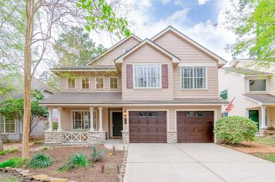 The Woodlands Single Family Home For Sale: 50 W New Avery Place