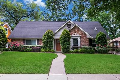Houston Single Family Home For Sale: 979 Chamboard Lane