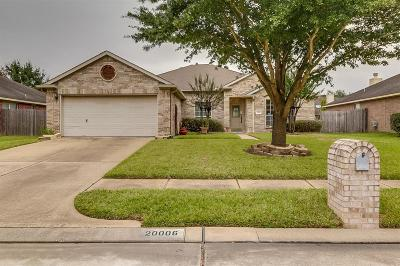 Katy Single Family Home For Sale: 20006 Upland Creek Drive