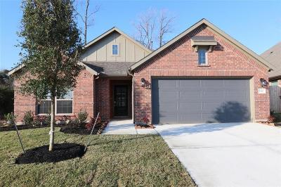 New Caney Single Family Home For Sale: 23692 Alder Branch