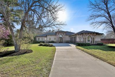 Montgomery Single Family Home For Sale: 725 Mountain View Drive