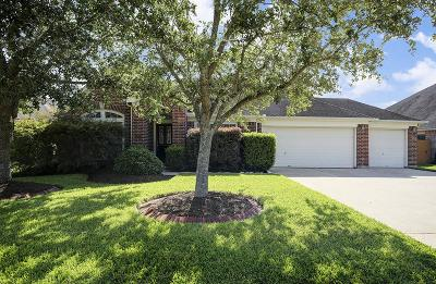 League City Single Family Home For Sale: 1854 Bent Creek Lane