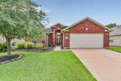 Pearland Single Family Home Option Pending: 3112 Creek Bank Lane
