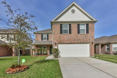 Conroe TX Single Family Home For Sale: $229,900