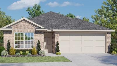 Tomball Single Family Home For Sale: 10143 Shagbark Hickory