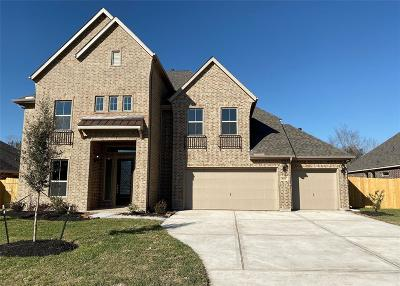 Pearland Single Family Home For Sale: 8021 Serenity Drive