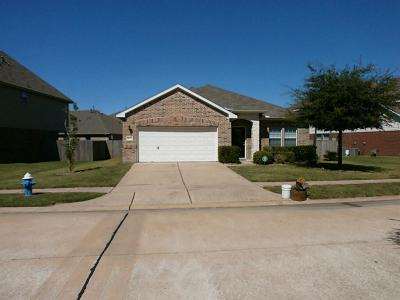 Katy Single Family Home For Sale: 21622 Crest Peak Way