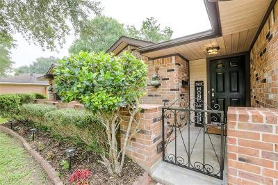 Pearland Single Family Home For Sale: 5406 Carmona Lane