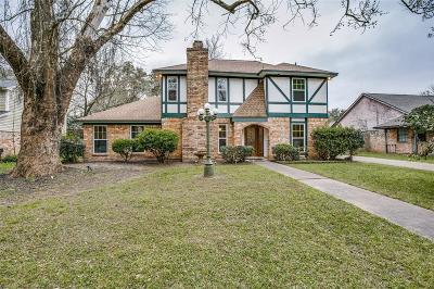 Lake Jackson Single Family Home For Sale: 104 Wedgewood Street