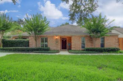 Houston Single Family Home For Sale: 10306 Sugar Hill Drive