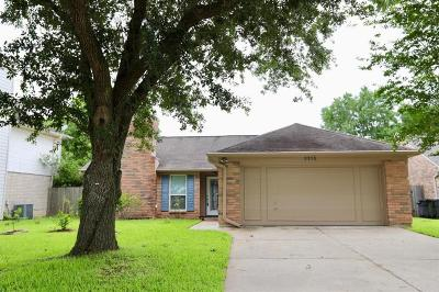 Sugar Land Single Family Home For Sale: 3315 Green Fields Drive