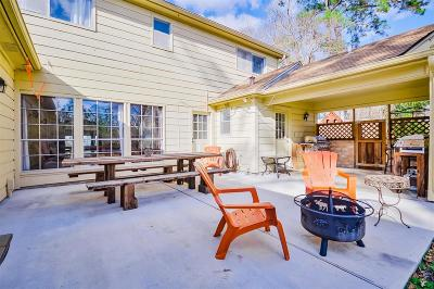 Conroe Single Family Home For Sale: 517 S Rivershire Drive