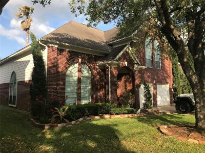 Missouri City Single Family Home For Sale: 16110 Morgan Run