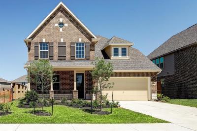 Missouri City Single Family Home For Sale: 3806 Venosa Court
