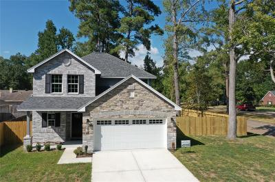 Huffman Single Family Home For Sale: 3623 Hampstead Court