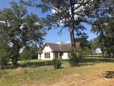 Lavaca County Farm & Ranch For Sale: 1078 County Road 2437a