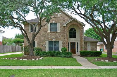 Missouri City Single Family Home For Sale: 3914 N Barnett Way