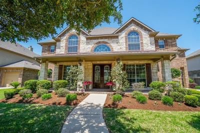 Richmond Single Family Home For Sale: 8011 Pacific Spring Lane