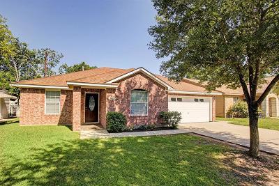 Houston Single Family Home For Sale: 3402 Askew Street