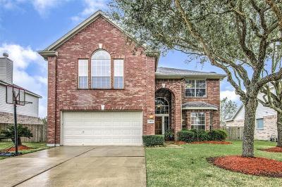 League City Single Family Home For Sale: 2513 Lexington Court